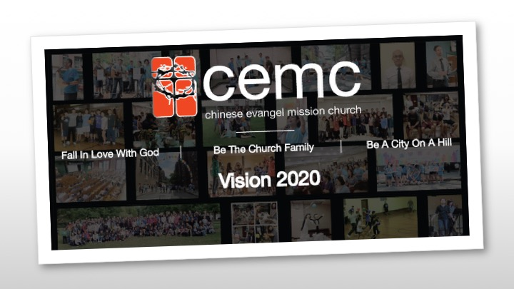 CEMC Vision 2020 Being A City On A Hill